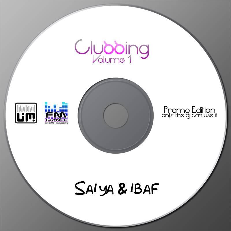 Utopia Muzik & FMTrance Presenta - Clubbing Volume 1 CDClubbing1copia
