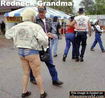 Funneh Picsss & Caption that Redneck_pics_grandma