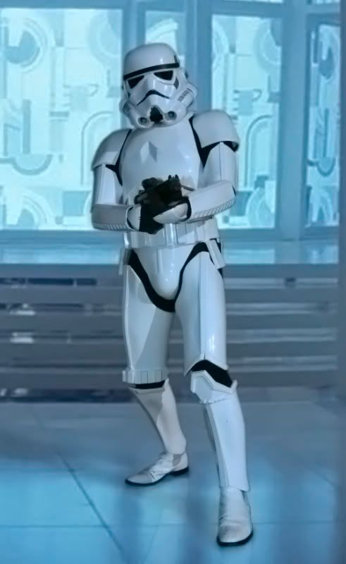 Your own personal stormtrooper evolution! 4494378195_4dc2ff3df3_o-1