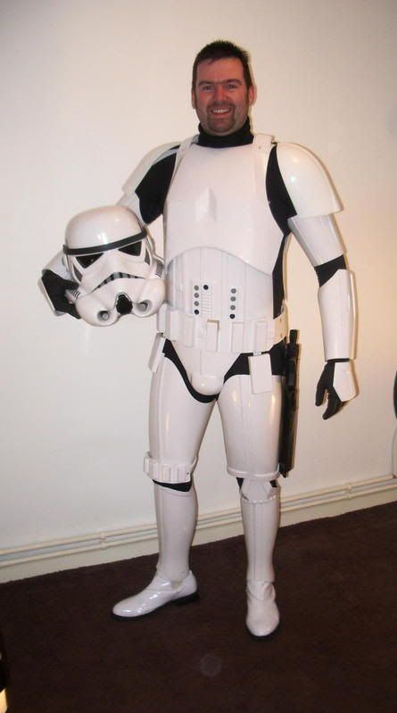 Your own personal stormtrooper evolution! ANHFXTK021