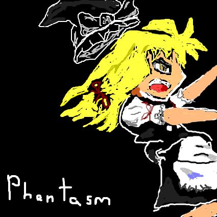 Phantasmagorical Artwork! (lame pun!) Marisa-1