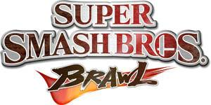 Calling out all BRAWLERS. - Page 2 Wii_Super_Smash_Bros_logo_b