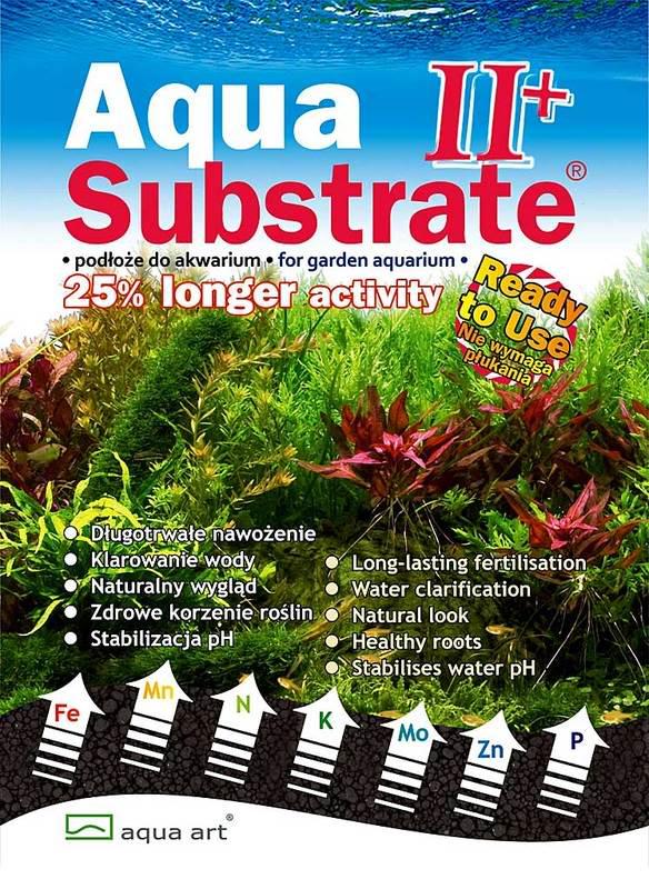 Intercambio sustrato Aqua substrate II. Madrid, no envío. AquaSubstrate-IIfront