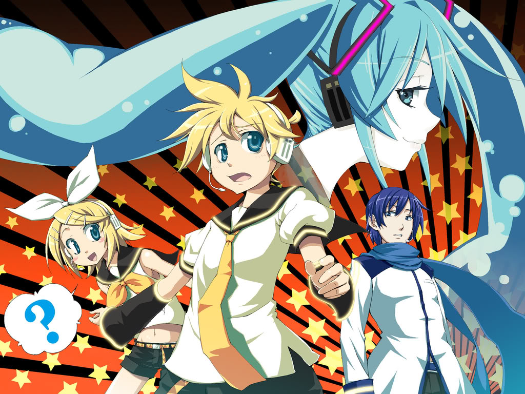 Galería de imágenes de Vocaloid [Sólo imágenes] Vocaloid