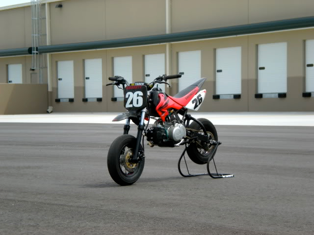 FOR SALE BMS 125cc Mini Motard Race Bike DSCN1012
