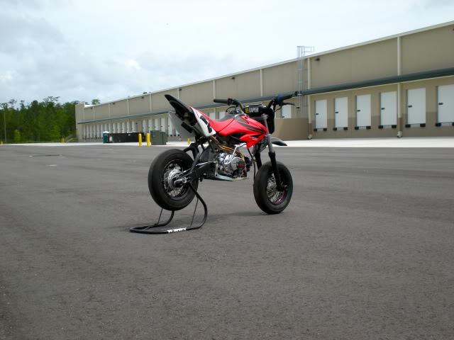 FOR SALE BMS 125cc Mini Motard Race Bike DSCN1014