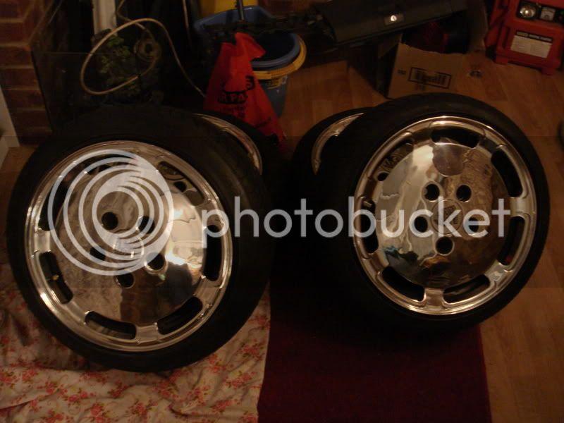 Porsche 928 wheels DSC01058