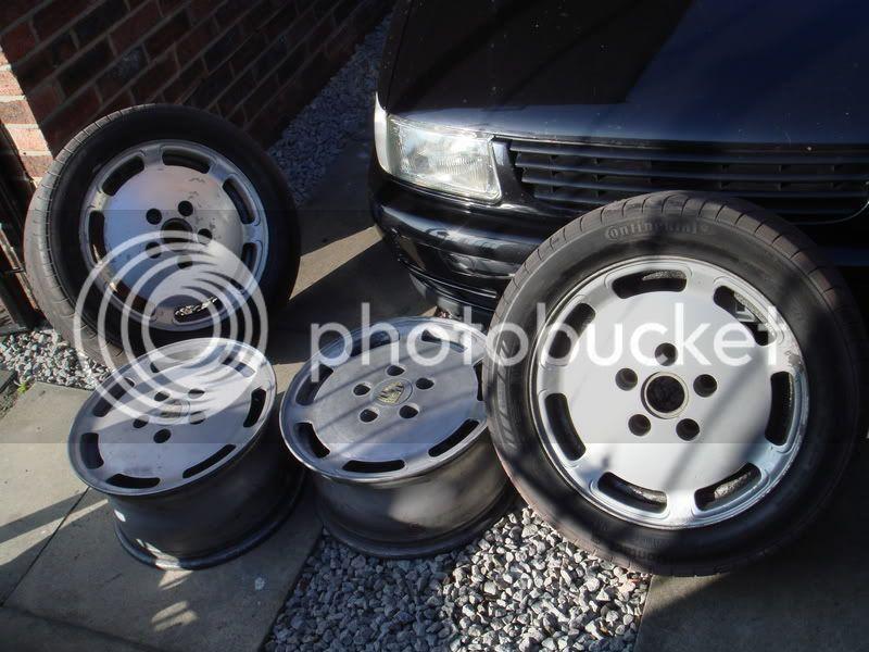 Porsche 928 wheels DSC01999