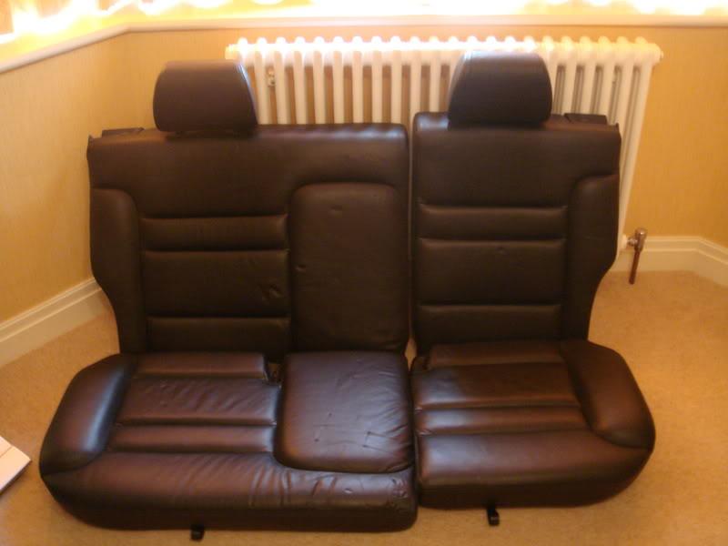 Audi S3 Black Nappa Leather Seats - Electric & Heated DSC02061