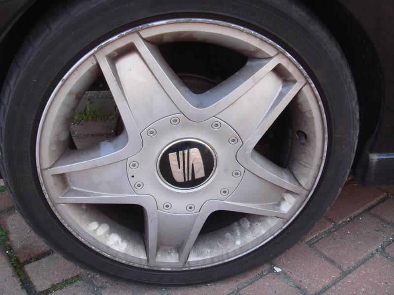Ibiza Cupra Wheels DSC02520