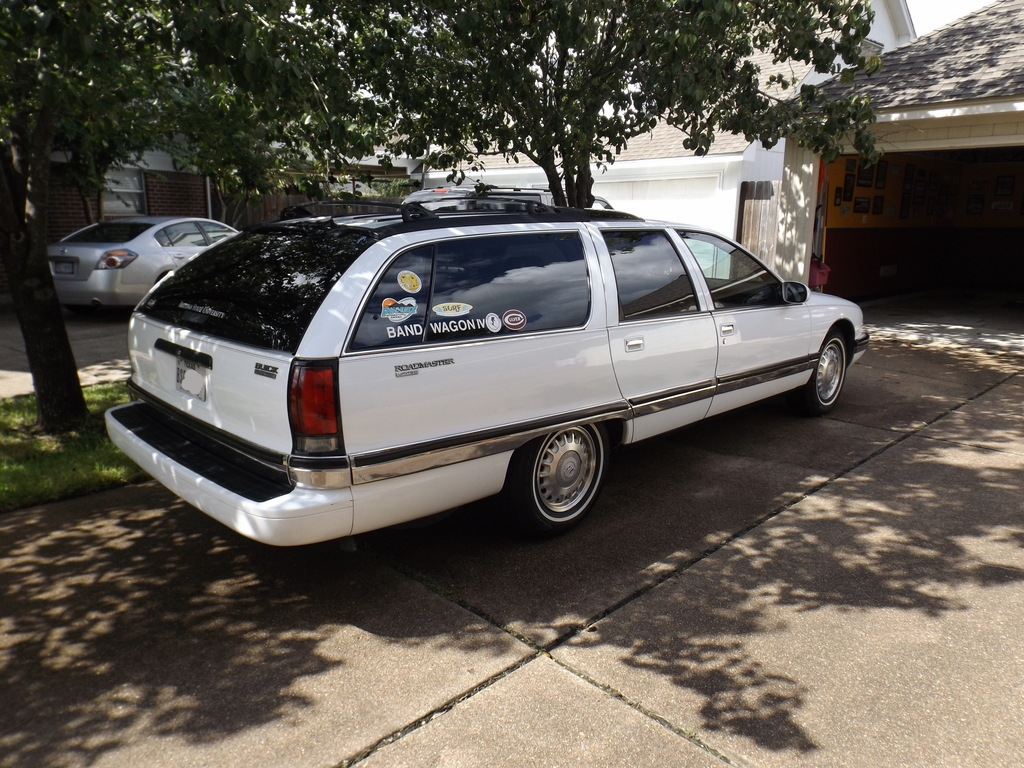 September 2016 Longroof Of The Month 94 96 Buick Roadmaster Wagon For Those You Who Cant Get Enough Porn Ive Included Pictures My Previous Wagons And B Bodies As Well Their Stories Some More Info On