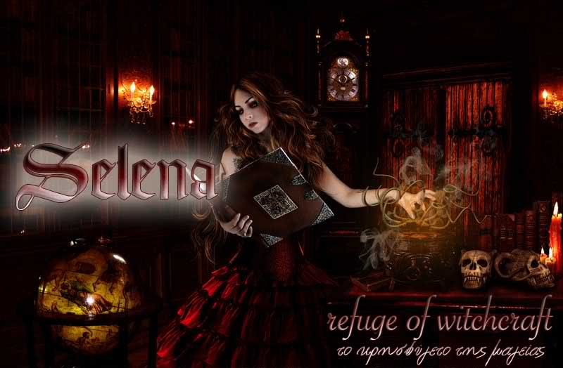 Selena - refuge of witchcraft