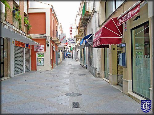 Calle Principal Calle_Evora_Jerez