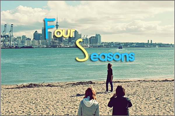 Living in four seasons