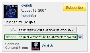 Hướng dẫn post hình / nhạc / flash / clip UpVideo