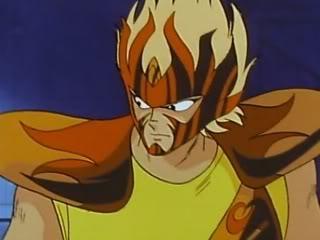 Caballero de la LLama - Arcángel Ennetsu3