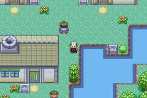 Pokémon Emerald: CE [Champion's Edition] CEScreen2