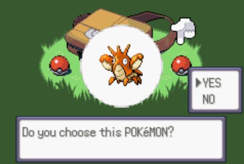 Pokémon Emerald: CE [Champion's Edition] CEScreen4