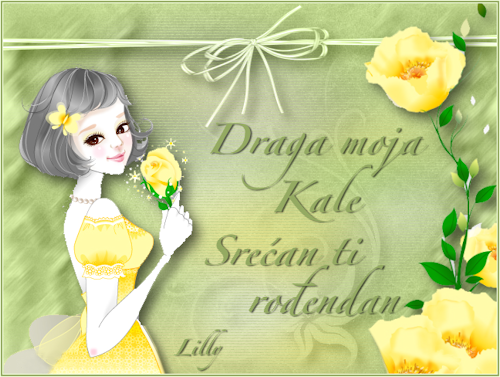 kale-rodjendan