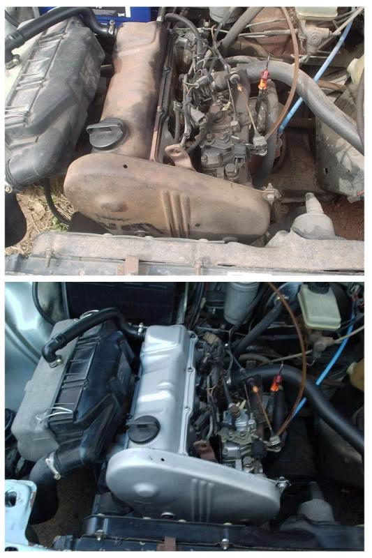 A minha garagem Engine