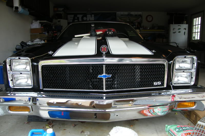 74 Laguna soon to be Resto-Mod MalibuGrills002