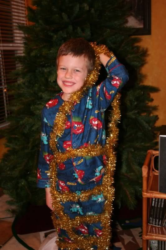 Post up pics of you holiday decorations Matty