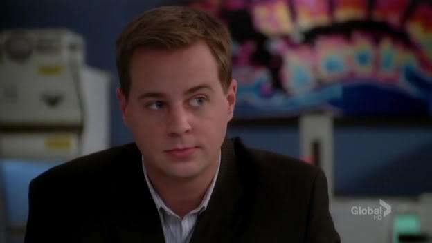 "Agente Especial Timothy ""Tim"" McGee (Sean Murray) Mcgee"