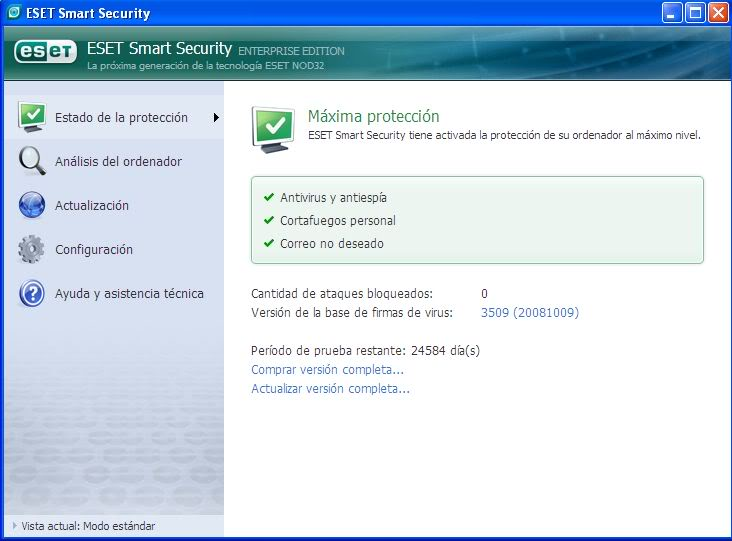 Eset Smart Security Enterprise Español Full Capturar-1-5
