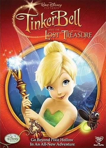 TINKER BELL - LA SAGA - 2008 à 2012 - Tink2usdvd