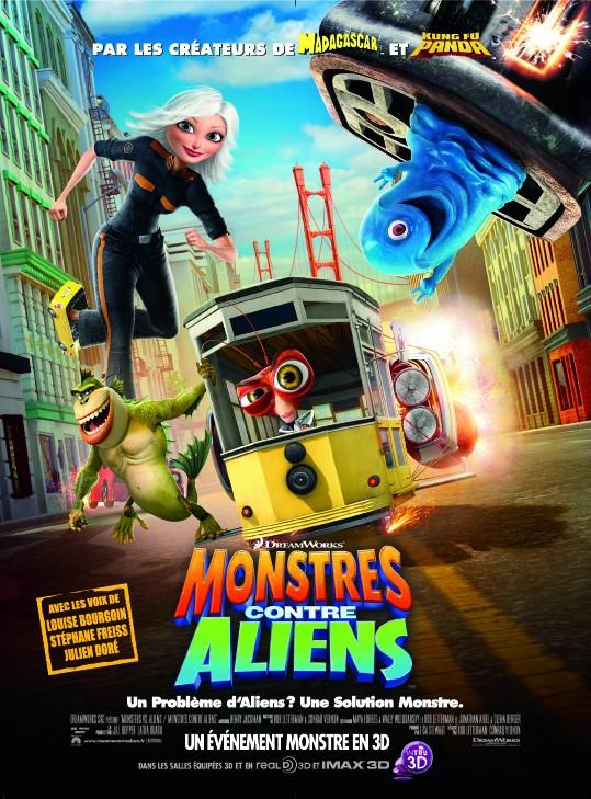 [DreamWorks] Monstres contre Aliens (2009) - Page 2 Monstresa