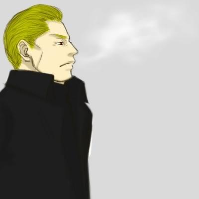 Taller de Yuki(: Wesker05