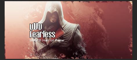 (FOG)Fearless Fearless-HOF