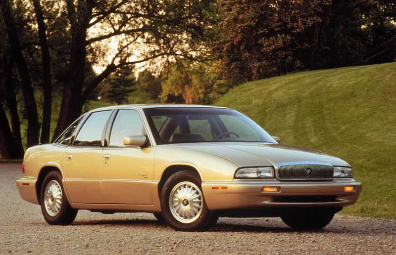 Cars You Have Owned  96regal_ls