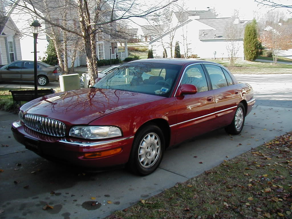 Cars You Have Owned  BUICK98A