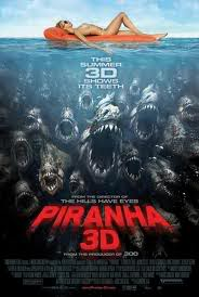 """*NSFW* Piranha 3D...9 minutes of """"R"""" rated blood and boobs!  Pirana"""