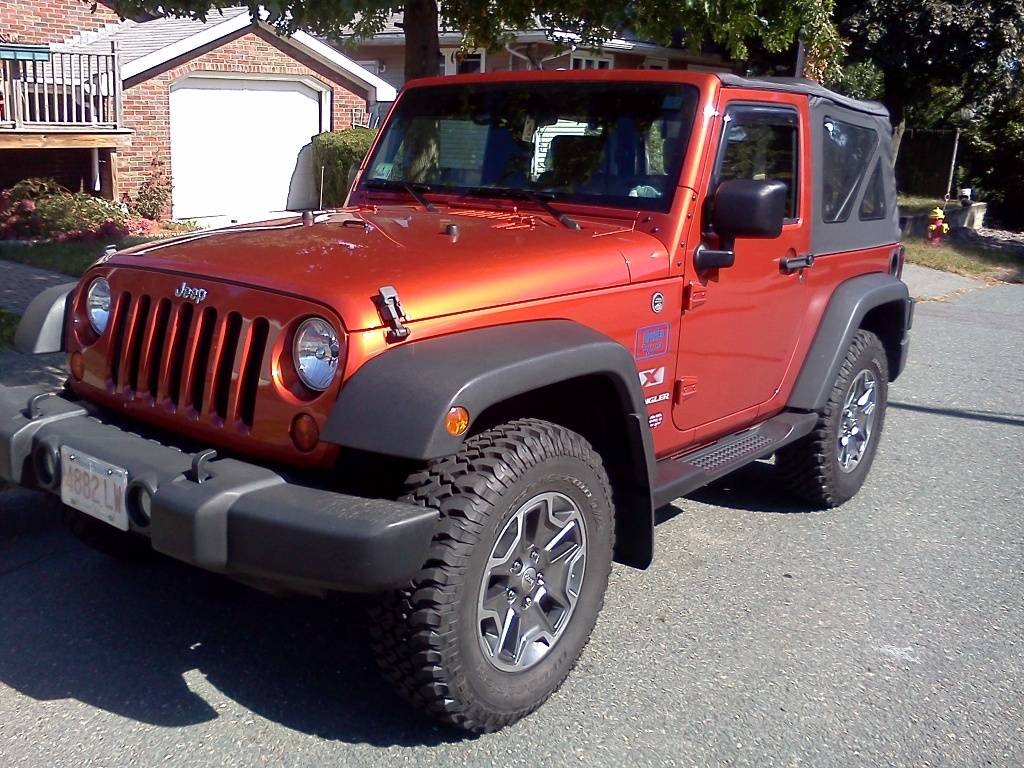 Just saying hello! Jeeptires