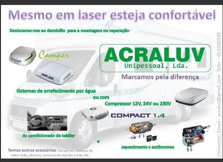 ACRALUV - Produtos para Autocaravanas Acral11