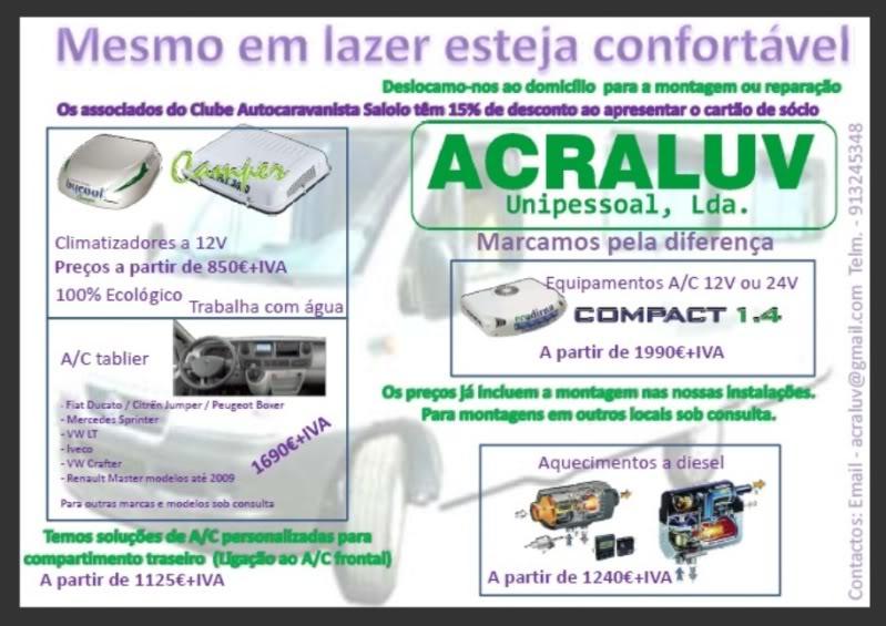 ACRALUV - Produtos para Autocaravanas Acraluv-2