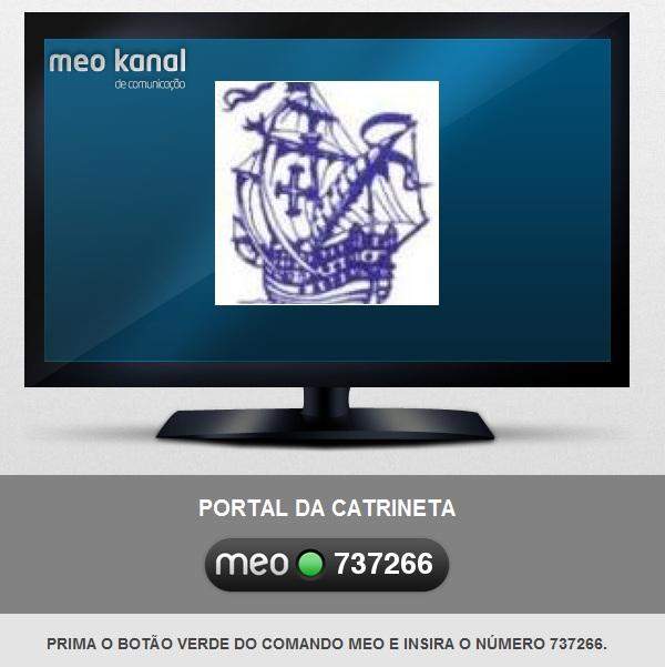 Canal da CATRINETA no MEO Canal_Catrineta-1