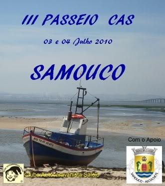III Passeio CAS IIIPasseio