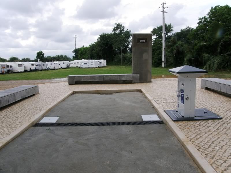 Área de Serviço para Autocaravanas de Vila Nova da Barquinha P4300007