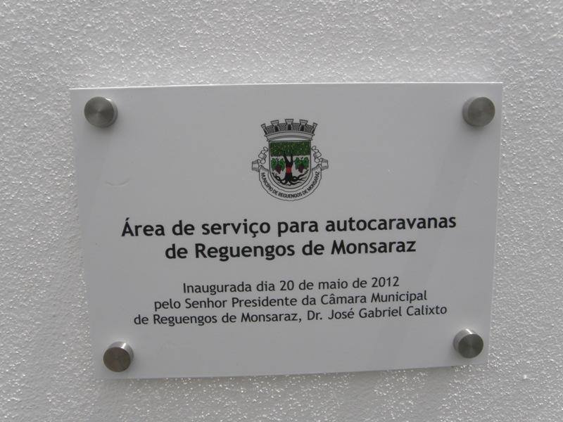 Inauguração das AS de Telheiro e Reguengos de Monsaraz R4