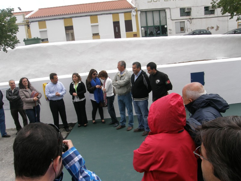 Inauguração das AS de Telheiro e Reguengos de Monsaraz R8