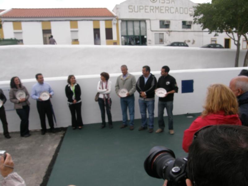 Inauguração das AS de Telheiro e Reguengos de Monsaraz R9