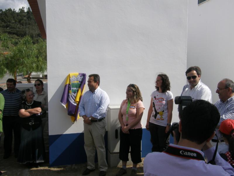 Inauguração das AS de Telheiro e Reguengos de Monsaraz T5