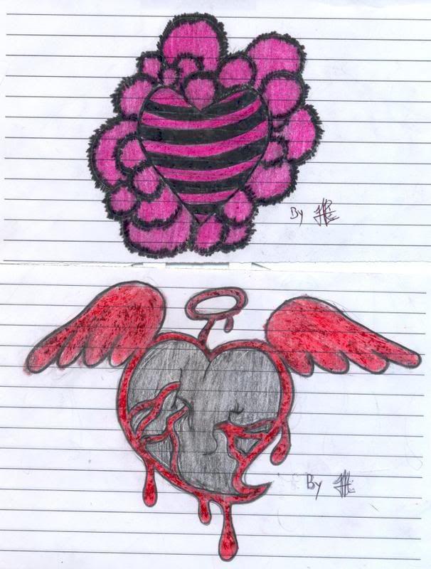 dibujos....^^ - Página 7 Hearts