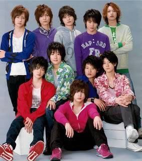 Favorite JPOP Group Heysayjump