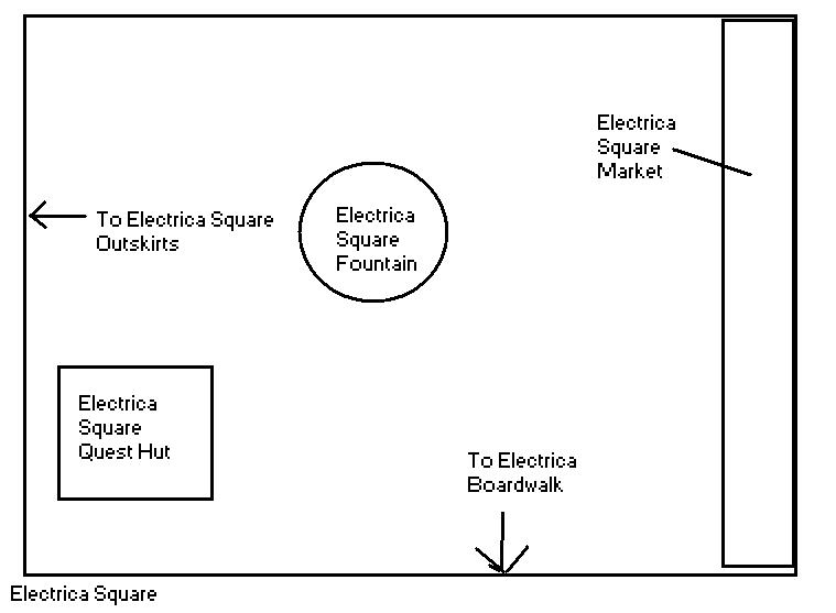 Electrica City Map ElectricaSquare