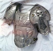 Dante's Armoury Armourskull