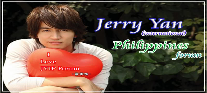 Jerry Yan Philippines Forum Index